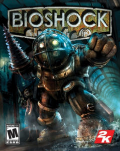 Bioshock, the popular first-person shooter
