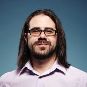 "Ian Bogost, researcher and author of ""Persuasive Games"""